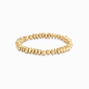 Stella and Dot Nicholette bracelet gold